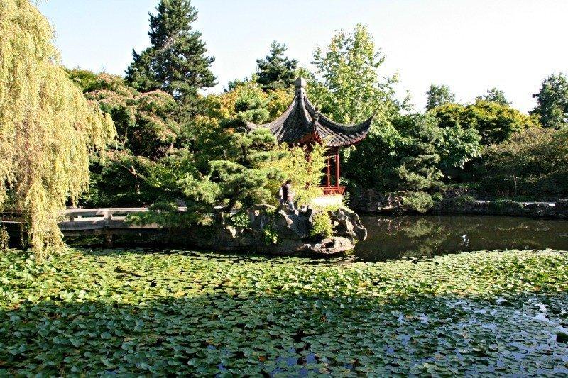 Dr. Sun Yat – Sen Park a Vancouver