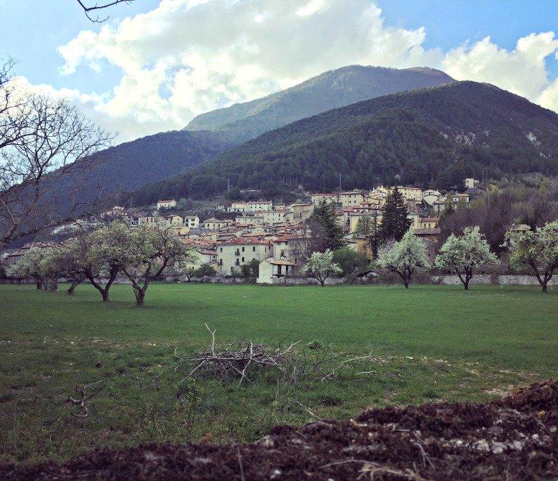 parco nazionale d'Abruzzo con i bambini
