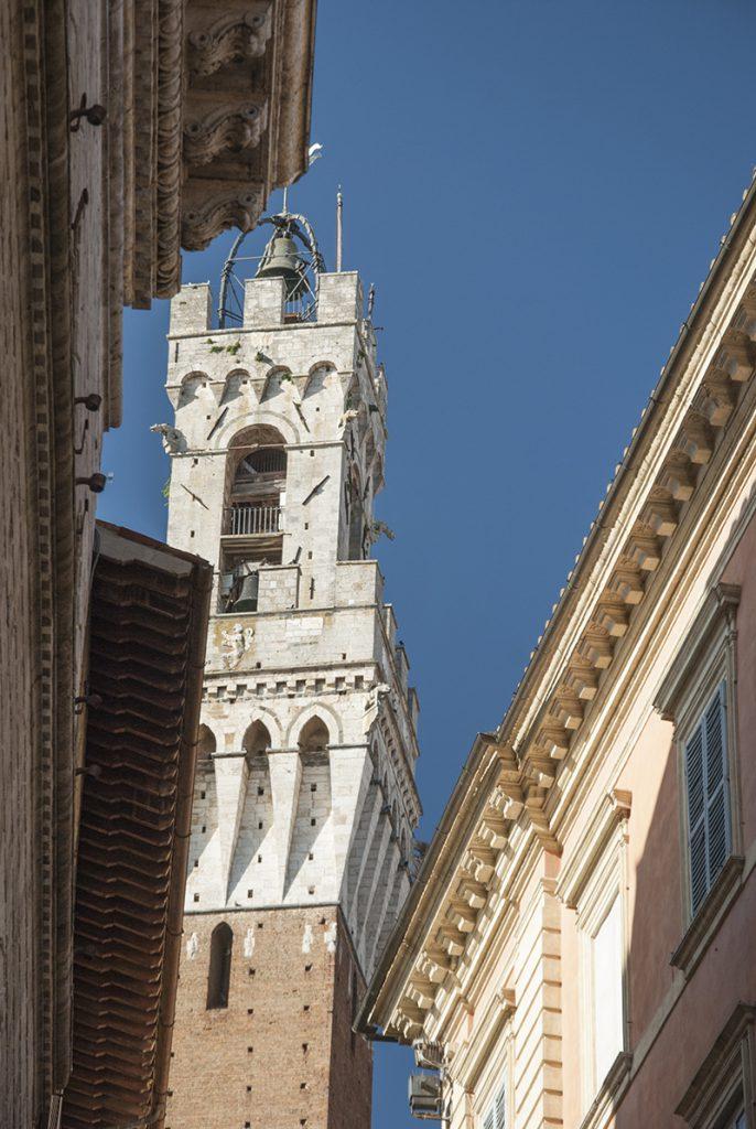 Segreti di Siena torre del mangia