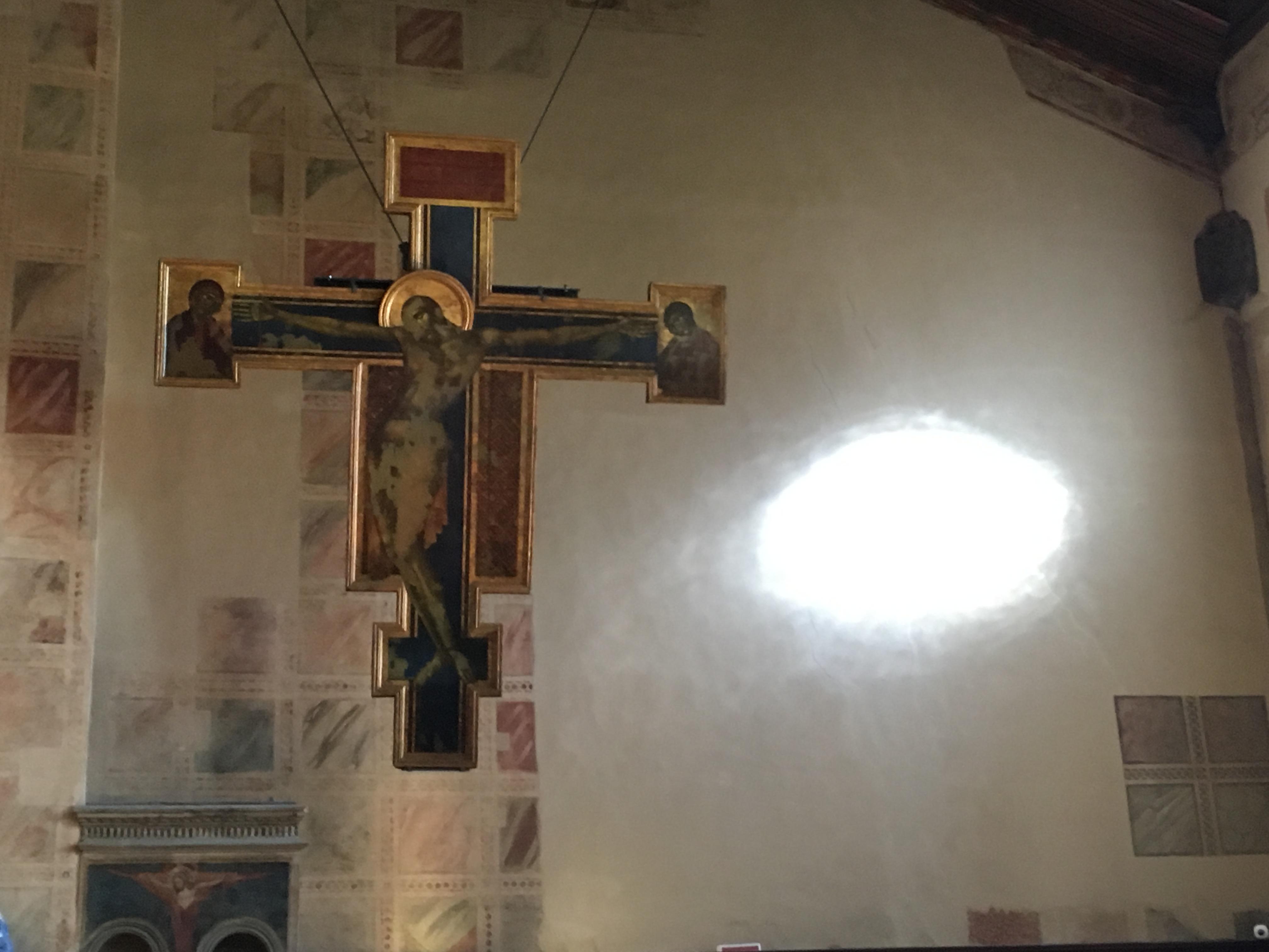 santa croce Cimabue