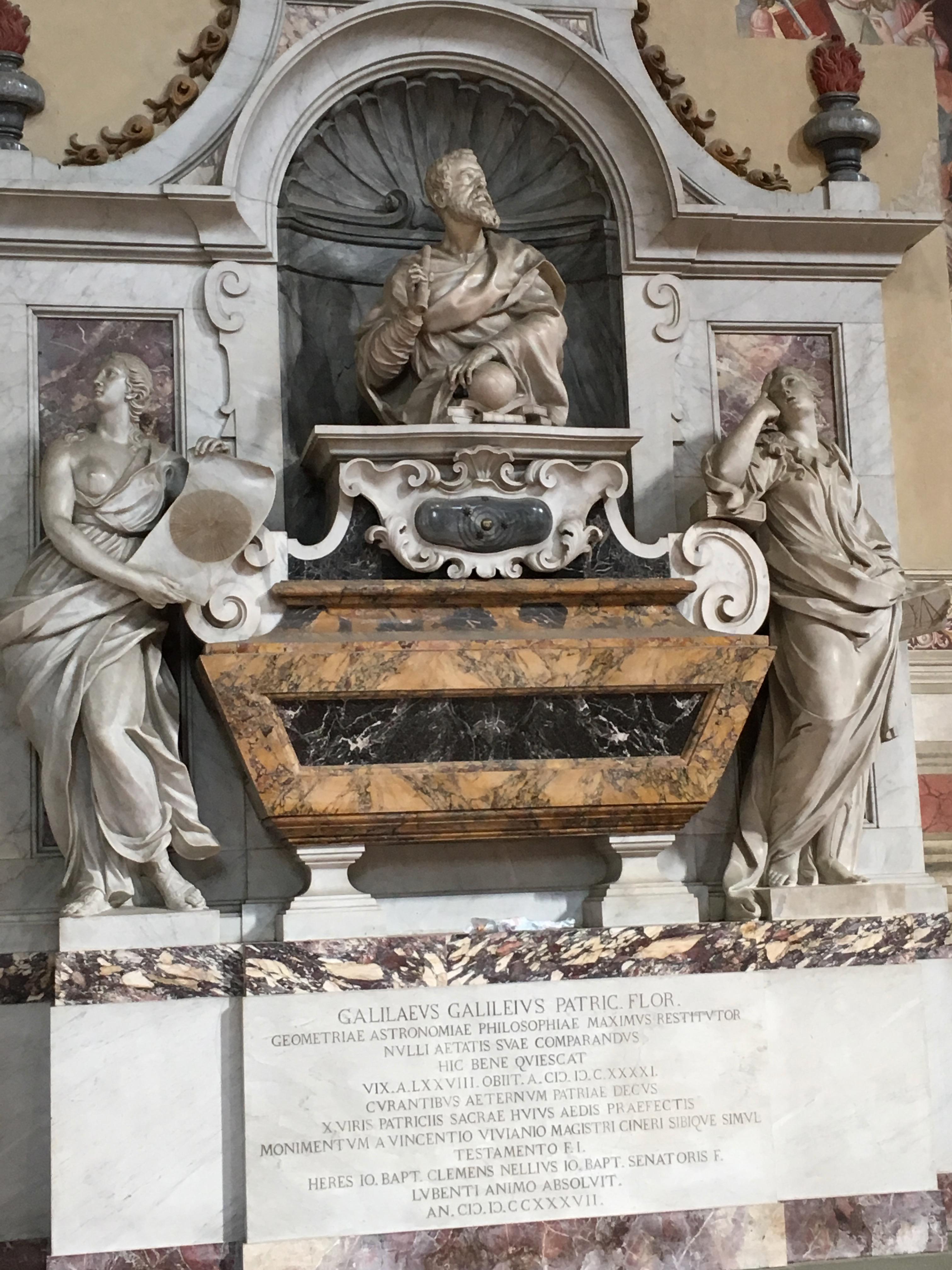 galileo santa croce