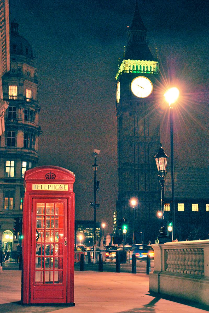 amo Londra
