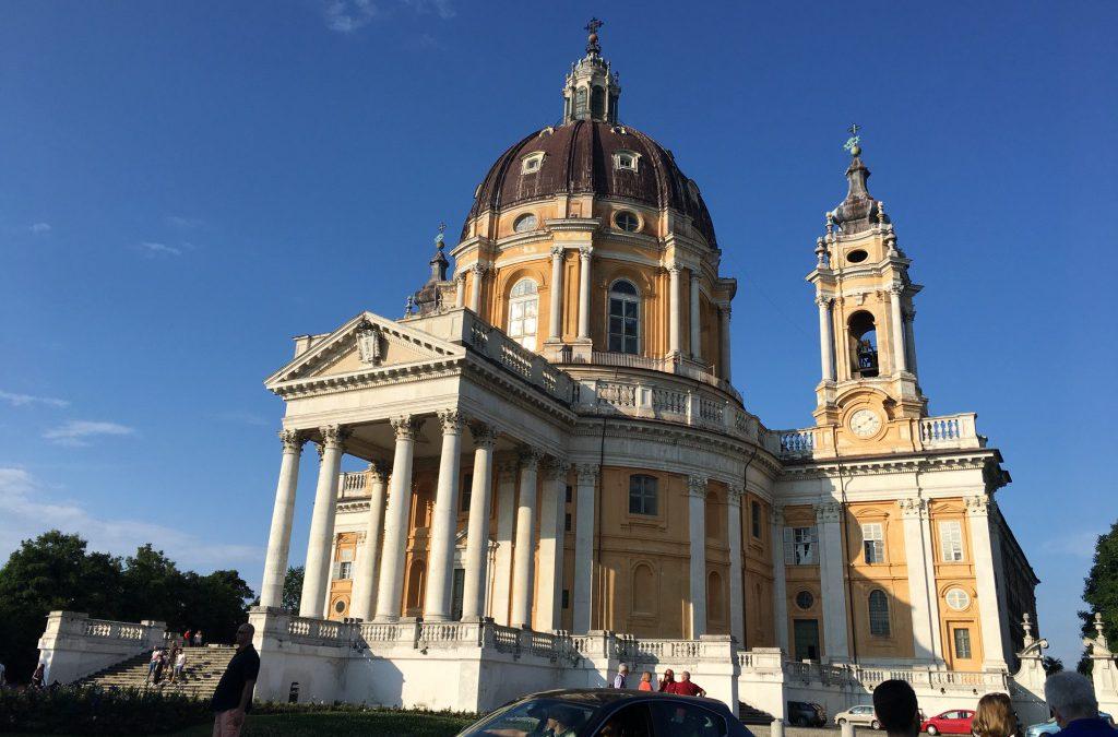 Superga: tra basilica, cremagliera e Grande Torino