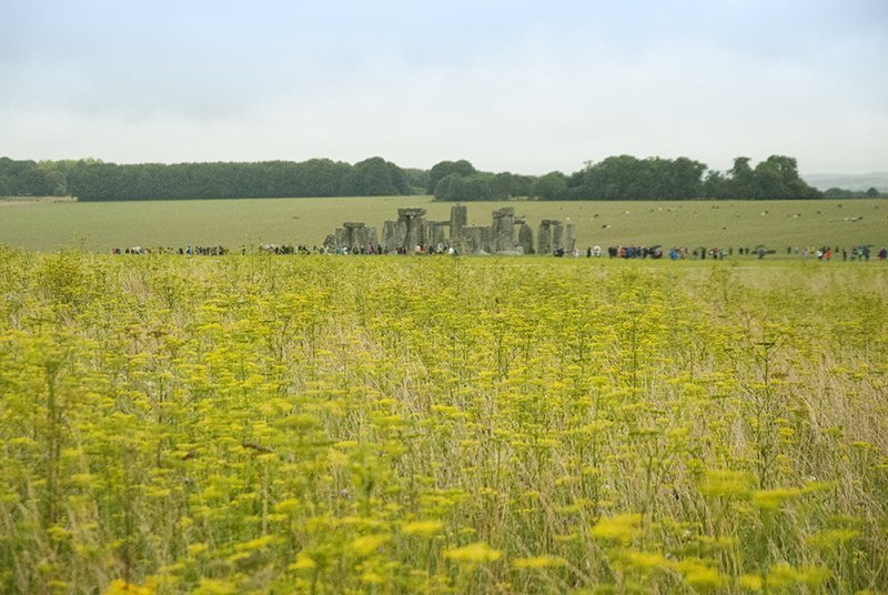 Stonehenge gratis