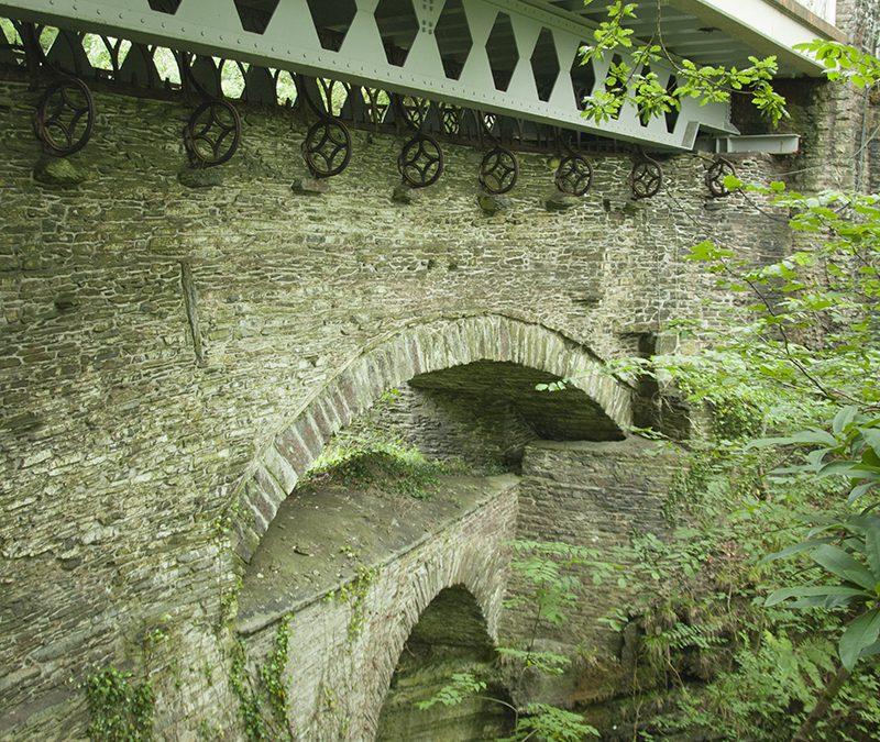 Il Ponte del Diavolo o Devil's Bridge: un posto da leggenda (gallese)