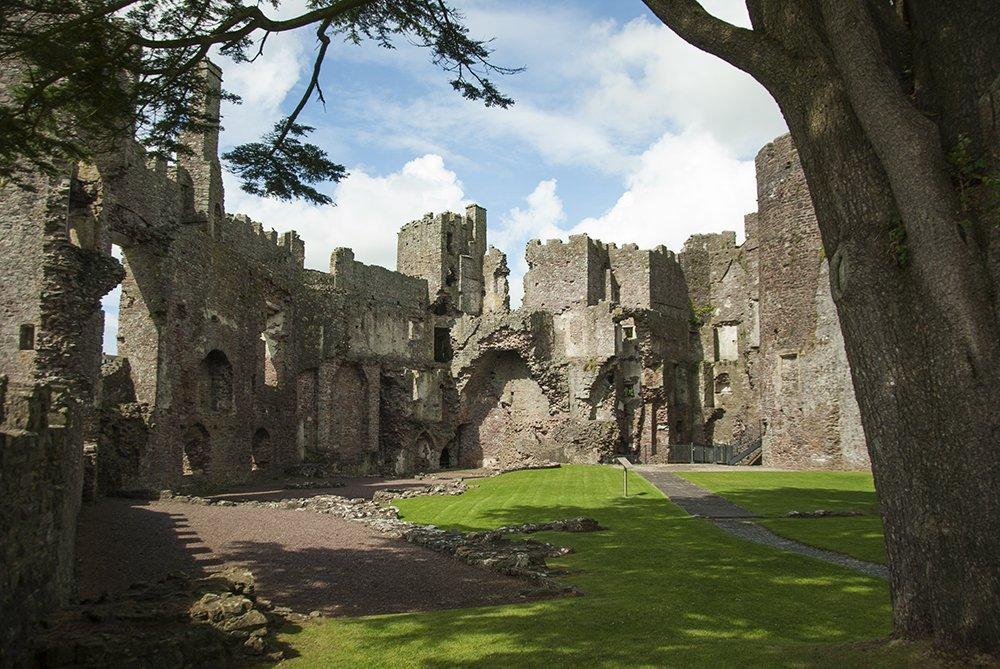 I castelli del Galles (e un'abbazia)