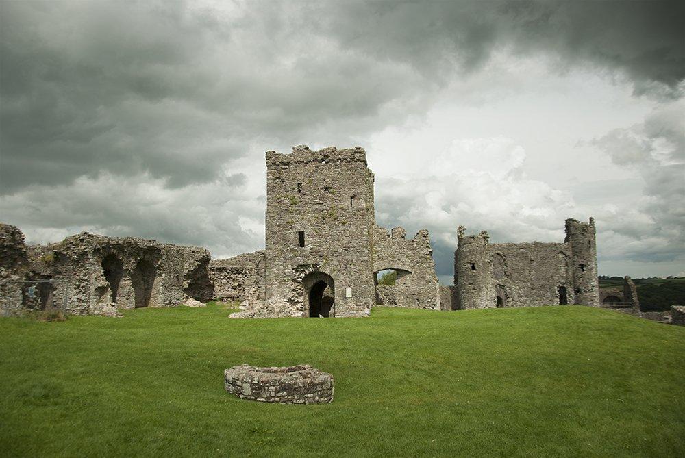 Lasteffan Castle Galles