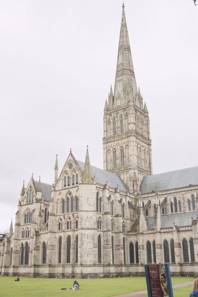 salisbury cattedrale