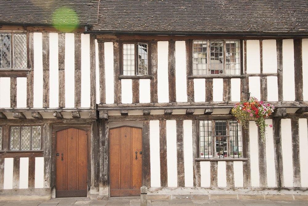 Stratford-Upon-Avon: il paese di Shakespeare