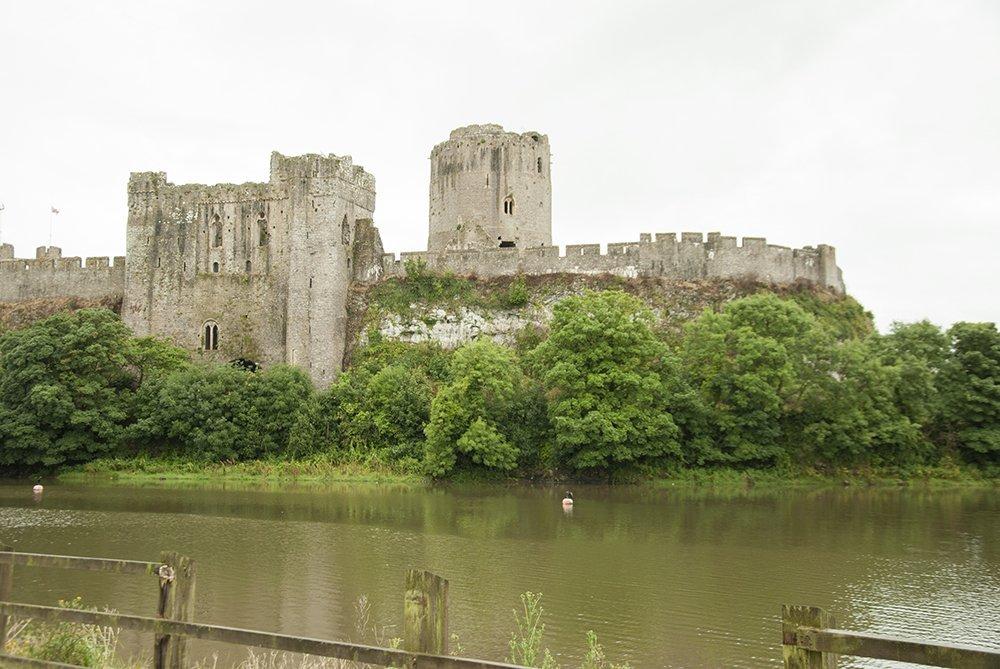 castelli galles pembroke