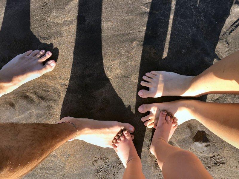 Tenerife a Gennaio con i bambini