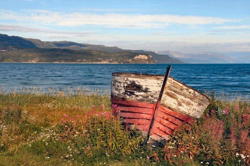 Norvegia: le pitture rupestri di Alta