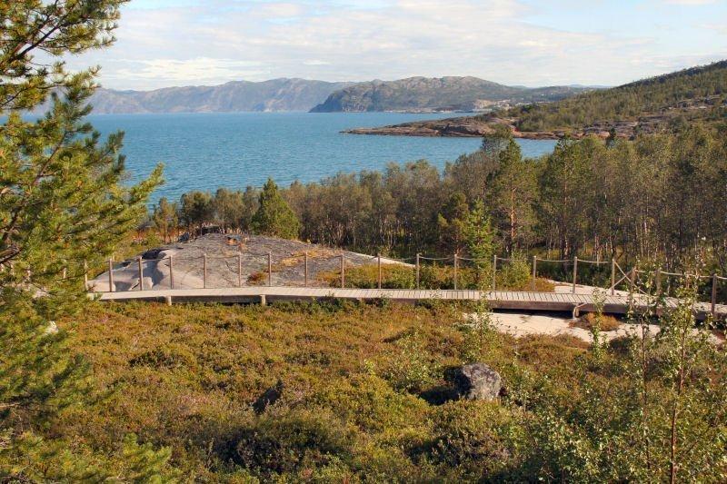 Alta pitture rupestri norvegia