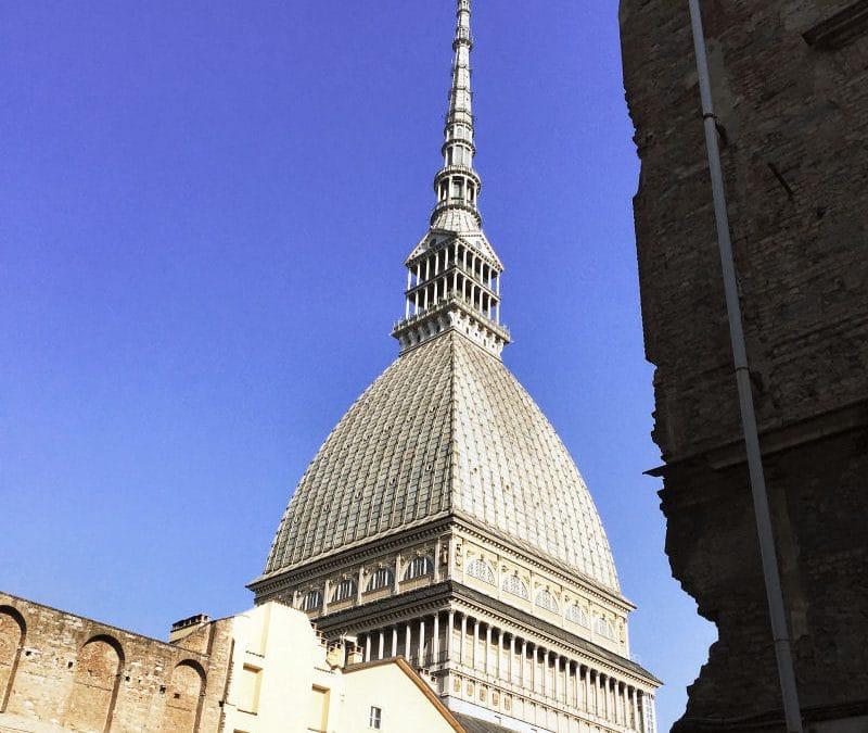 Torino: un libro, la Mole e il Museo del cinema