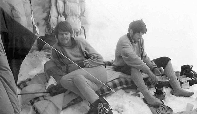 Reinhold Gunther Messner nanga parbat