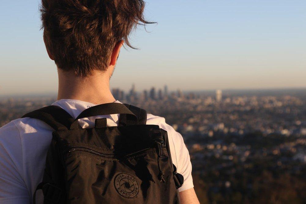 primo viaggio all'estero
