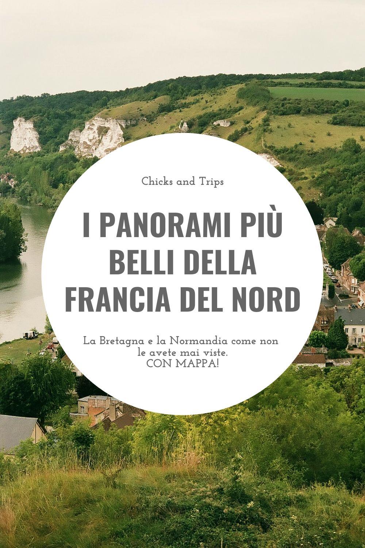 francia bretagna normandia panorami