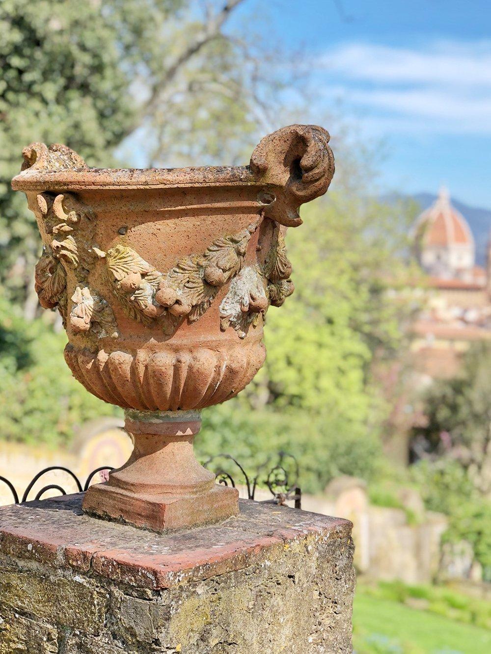 giardini segreti di firenze villa bardini