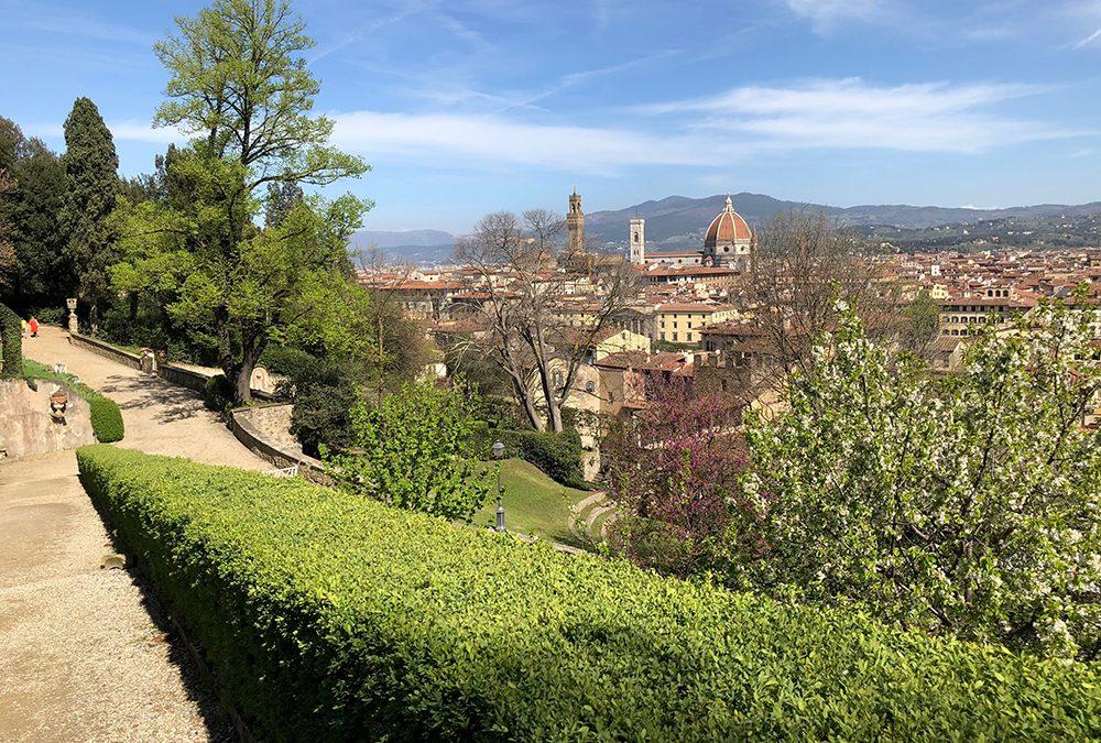 I giardini segreti di Firenze (e un orto)