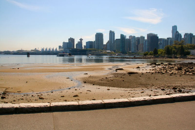 itinerario in canada occidentale vancouver