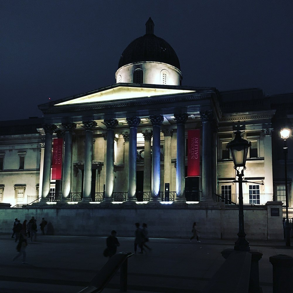 musei londra national gallery