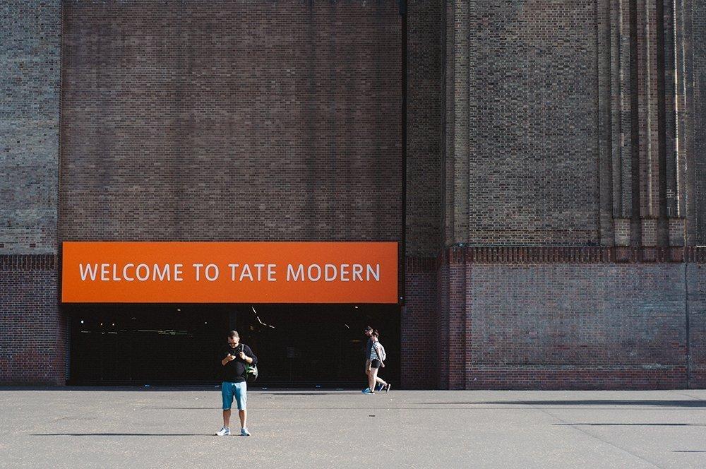 musei londra tate modern gallery