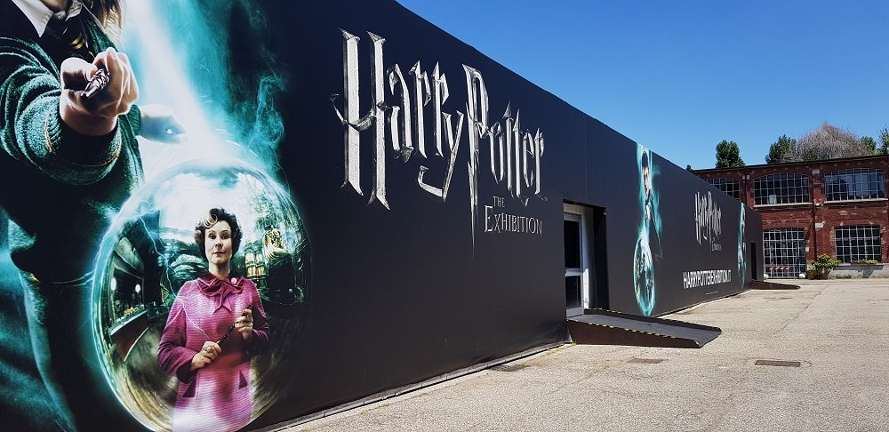 Harry Potter Exhibition a Milano