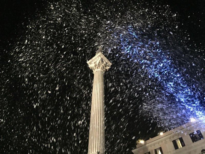 Roma: il miracolo della neve a Santa Maria Maggiore