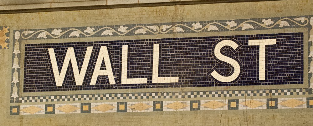 itinerario a new york wall street metro