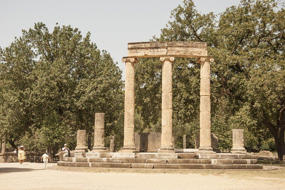 Un giorno nell'Antica Olimpia