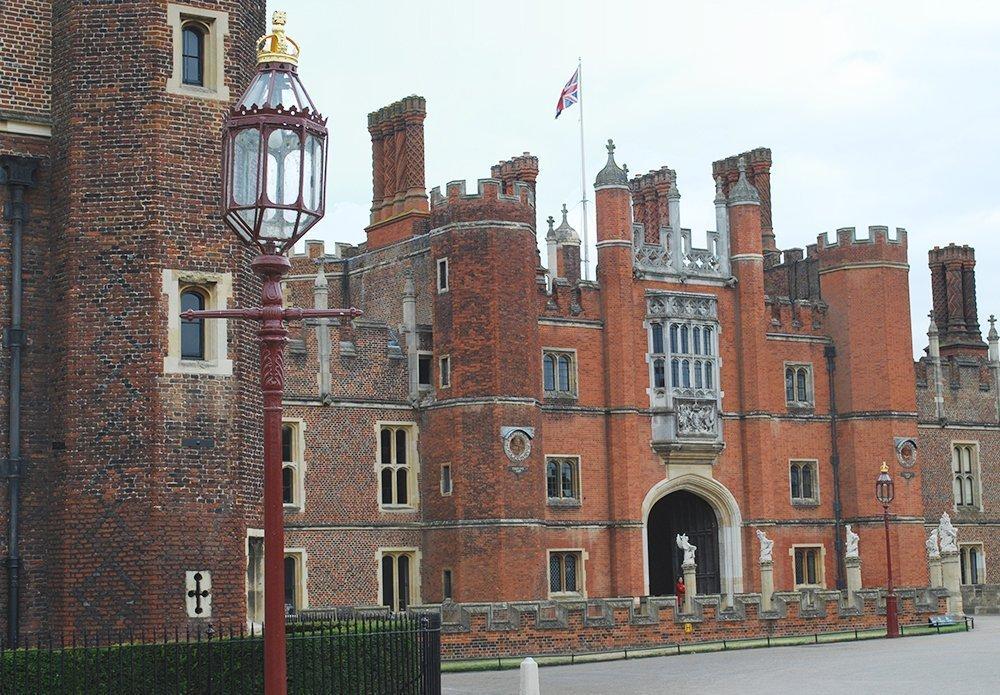 Hampton Court Palace Londra gita