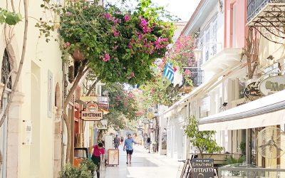 nauplia old town