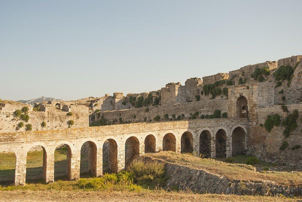 methoni pilos cittadella grecia