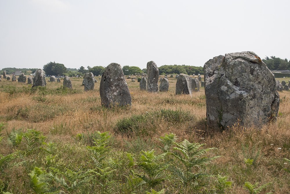 carnac menhir bretagna pietre megaliti