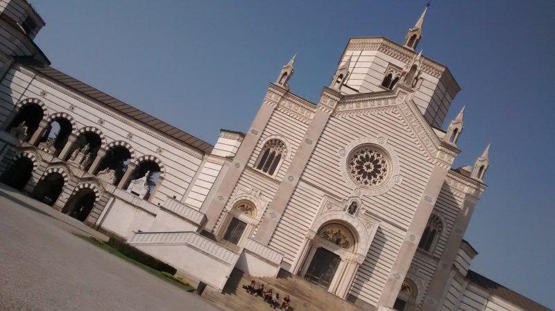 Il Cimitero Monumentale di Milano