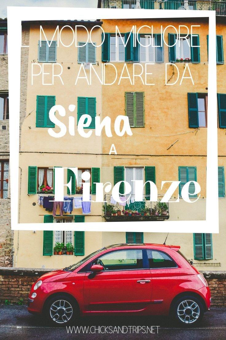 Siena a Firenze