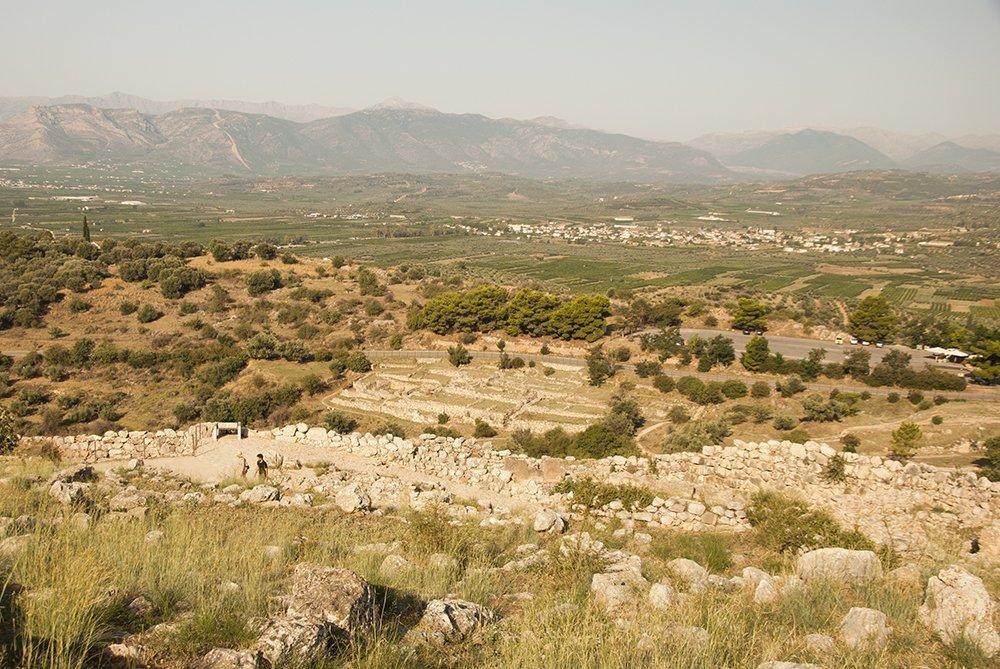 micene argolide grecia peloponneso