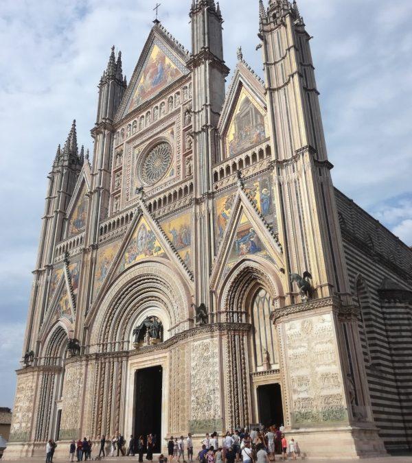 Gita sulla Rupe di Orvieto