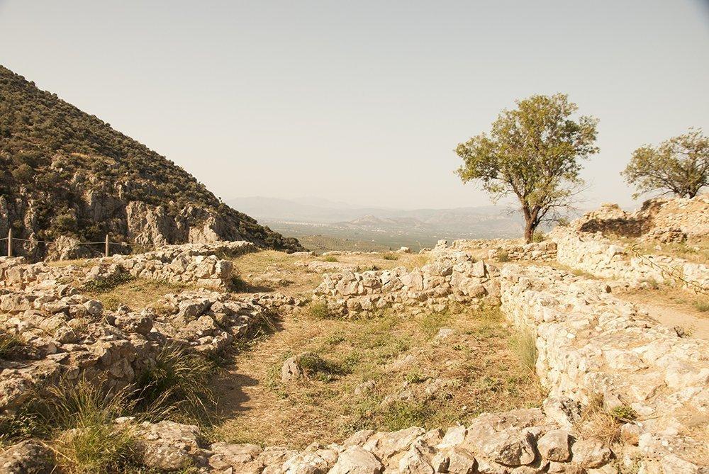 micene grecia peloponneso