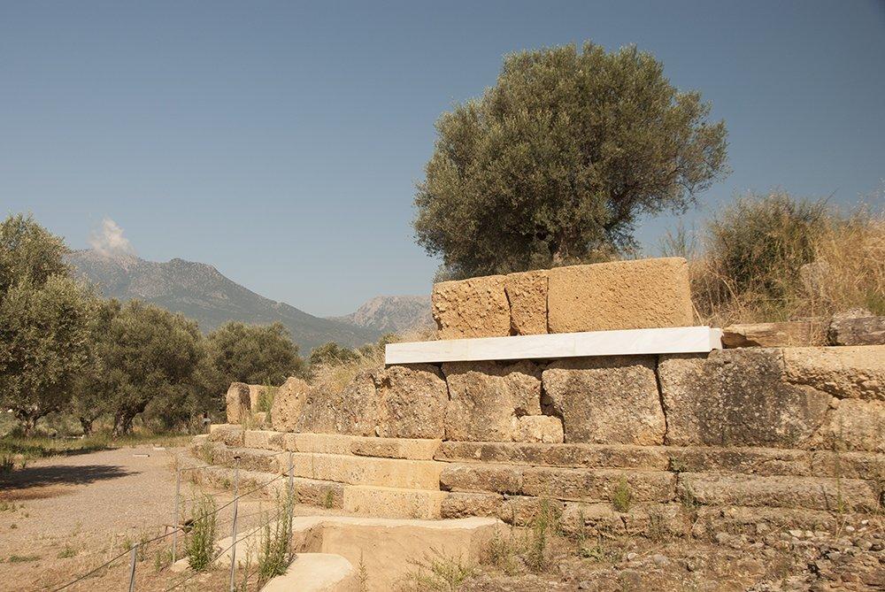 sparta peloponneso grecia