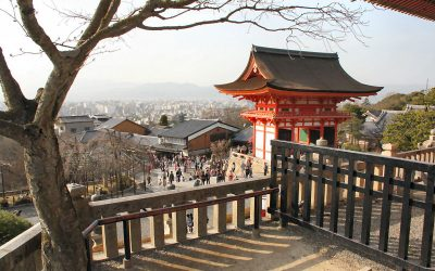 Itinerario: una settimana in Giappone
