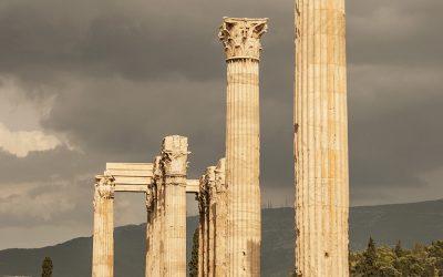 grecia itinerario peloponneso atene olimeion