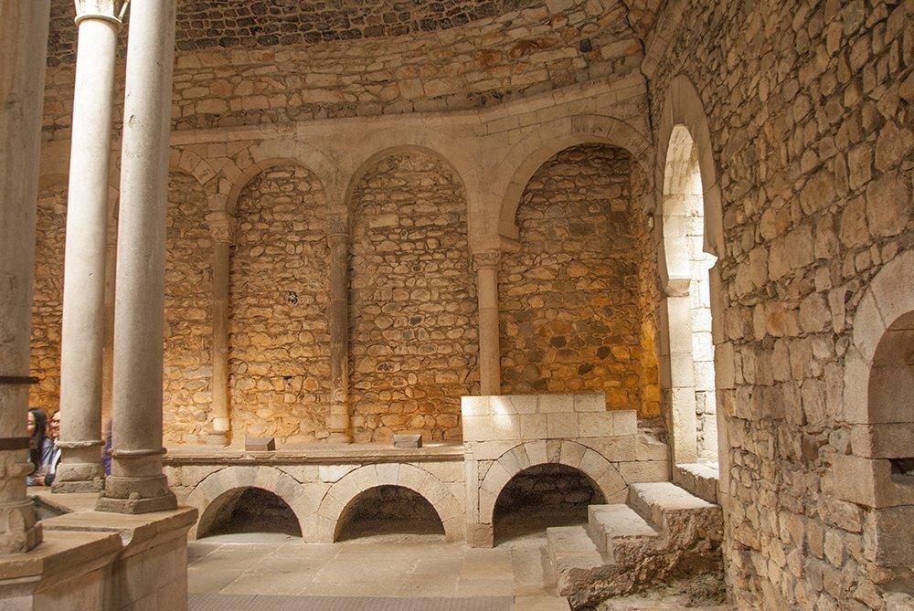 girona trono di spade braavos arya location bagni arabi
