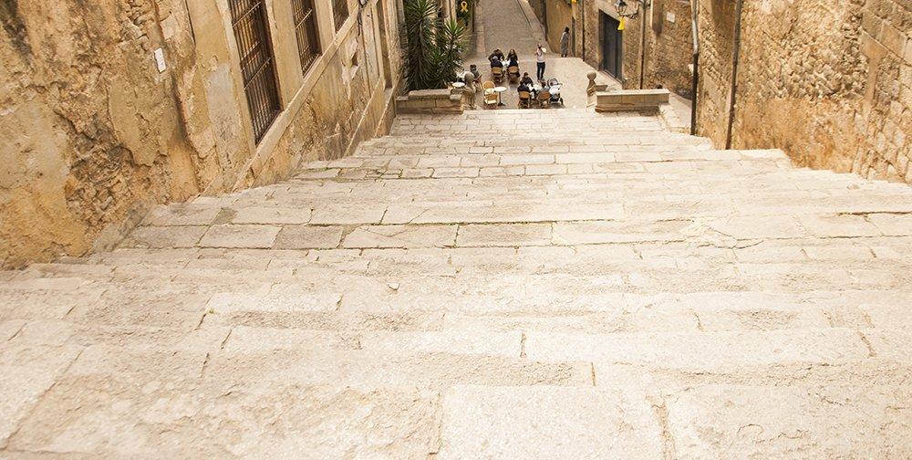 girona trono di spade braavos arya location