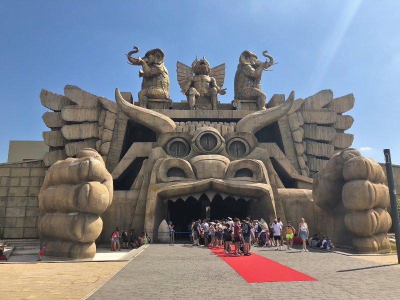 Cosa fare a Roma: visitare Cinecittà World
