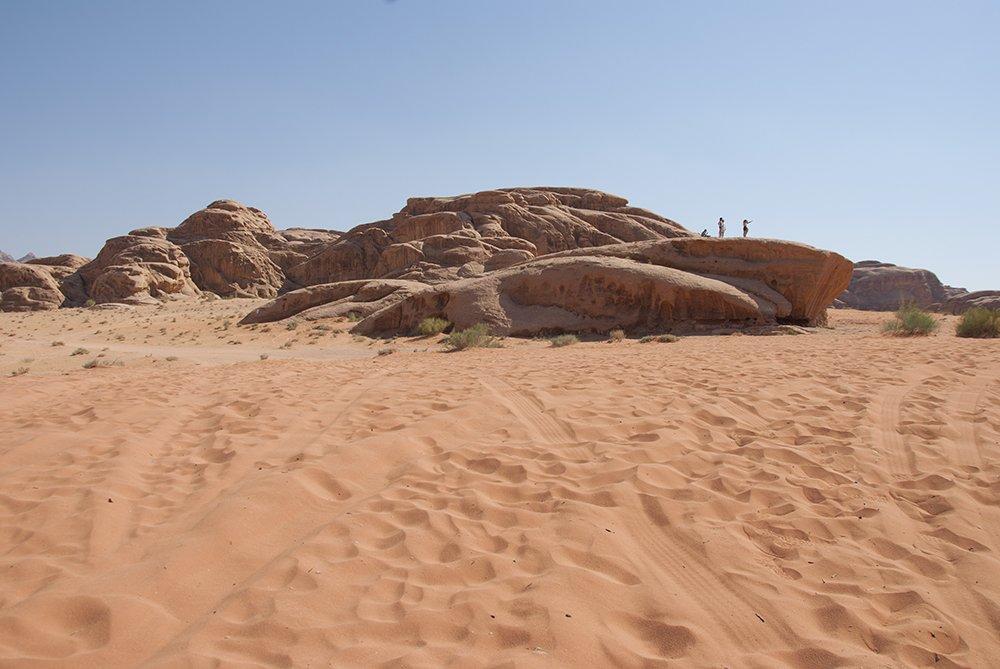 giordania deserto