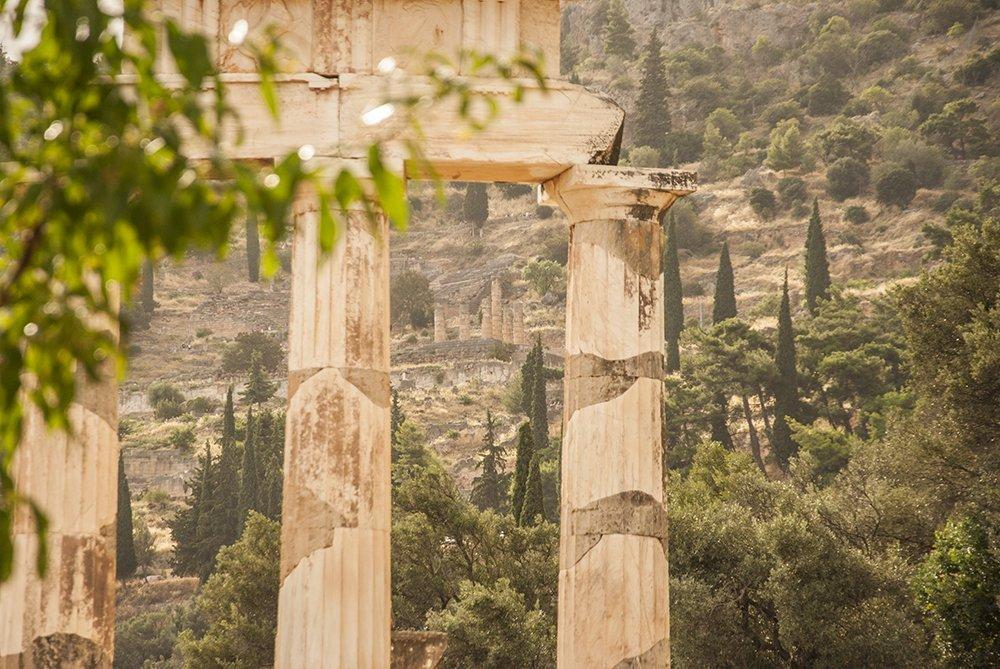 Visitare Delfi: l'oracolo più famoso dell'antichità