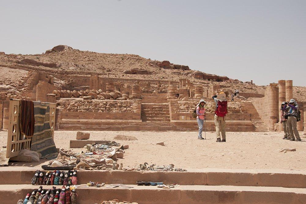 gran tempio petra