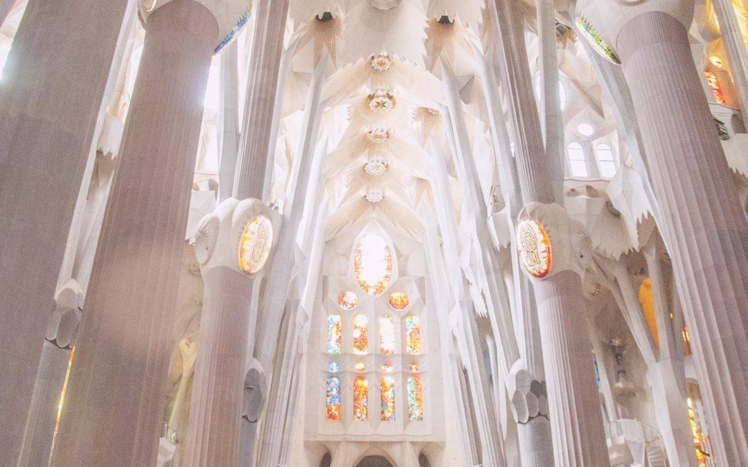 Visitare la Sagrada Familia a Barcellona, il Tempio della Luce