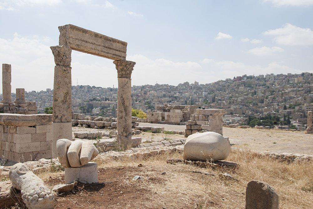 Visitare Amman e il Mar Morto